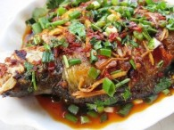 泡椒红烧鱼怎么做好吃 泡椒红烧鱼的做法,步骤