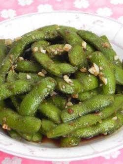 凉拌毛豆#家常菜#