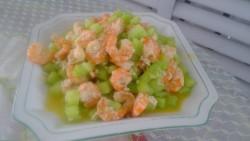 黄瓜虾仁烙