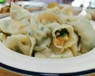大虾饺子,超级鲜的做法