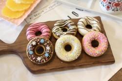#第四届烘焙大赛暨爱吃节#烤箱版甜甜圈