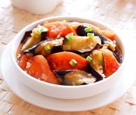 西红柿烧茄子怎么做好吃 西红柿烧茄子