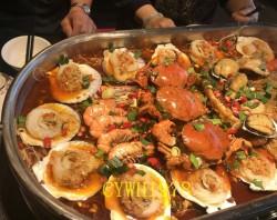 海鲜大咖(家常四种吃法烩)