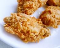 燕麦炸鸡翅怎么做好吃 燕麦炸鸡翅的做法