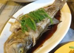 花式蒸鲈鱼的做法