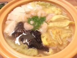 什锦砂锅的做法