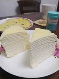 黄桃千层蛋糕怎么做好吃 黄桃千层蛋糕