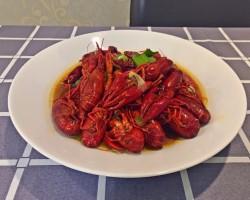 十三香烧小龙虾