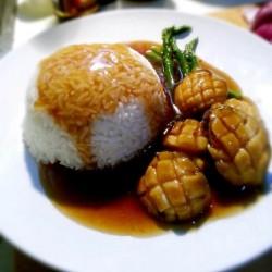 """鲍鱼捞饭──""""鱼儿厨房""""私房菜"""
