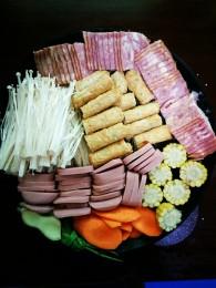 火锅配菜-小酥肉的做法