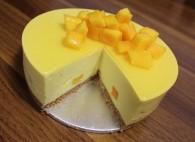 芒果芝士蛋糕怎么做好吃 芒果芝士蛋糕