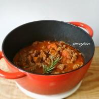 【番茄炖牛肉怎么做好吃】番茄炖牛肉的做法,步骤