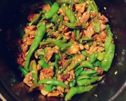 湘食记|农家小炒肉(辣椒炒肉)