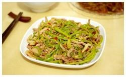 【山东】青椒肉丝