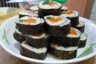 酸笋寿司|夏日的寿司料理的做法