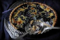 炼乳蓝莓派美的烤箱菜谱的做法