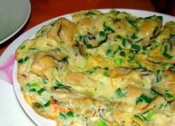 牡蛎煎蛋的做法-美食做法