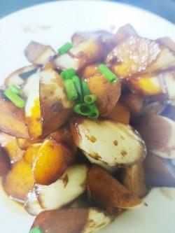 红烧茭白—自动烹饪锅食谱