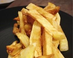[菜谱换礼]一而再,再而三--拔丝薯条
