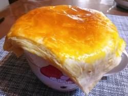 酥皮奶油蘑菇汤的做法
