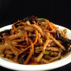 【川菜】--鱼香肉丝