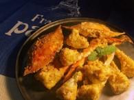 咸蛋黄焗蟹的做法