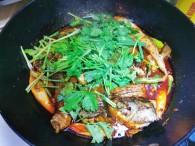 开胃红烧鱼块的做法