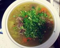 清炖小牛排骨汤怎么做好吃 清炖小牛排骨汤的做法大全