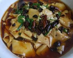 水煮干豆腐怎么做好吃 水煮干豆腐的做法,步骤