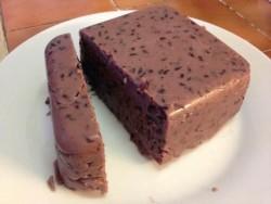 椰汁紫米糕的做法