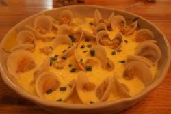 粤菜---蛤蜊炖蛋