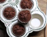 巧克力麦芬蛋糕怎么做好吃 巧克力麦芬蛋糕