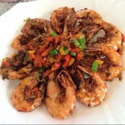 小秘决轻松做出拿手菜----椒盐虾