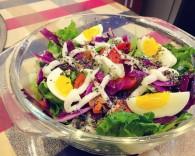 减肥蔬菜沙拉怎么做好吃 减肥蔬菜沙拉