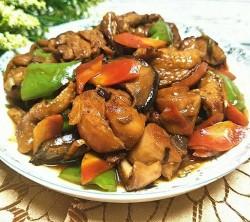 电饭锅香菇鸡腿肉