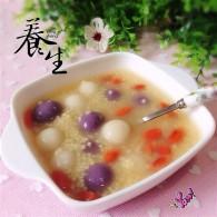 粗粮细作之汤圆小米粥怎么做好吃 2020粗粮细作之汤圆小米粥的做法大全