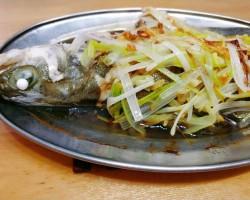 清蒸海鲈鱼的做法