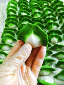 翡翠白菜饺子怎么做好吃 翡翠白菜饺子