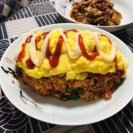 【美味蛋包饭怎么做好吃】美味蛋包饭的做法,步骤