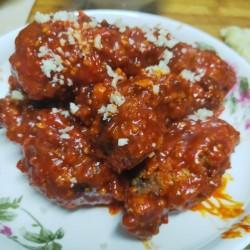 韩国甜辣炸鸡