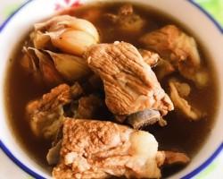 #炖菜#山药肉骨茶(1)