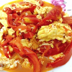 家常菜------西红柿炒蛋