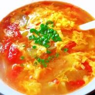 西红柿鸡蛋汤的做法_美食方法