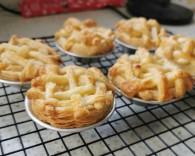 【鹦鹉厨房】苹果派的做法