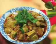 麻辣豆腐烩意面怎么做好吃 麻辣豆腐烩意面的做法