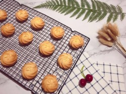乐焙厨房| 重现网红曲奇饼干 (初级版本)