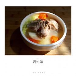 竹荪羊排汤