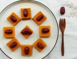 【冬季养生菜】美容养生经典菜—红枣蒸南瓜