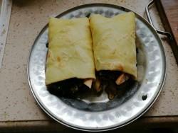 沙茶美食·蔬菜卷饼·的做法