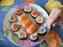 寿司--简单的食材随时可做